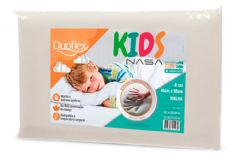 Travesseiro Duoflex Infantil Kids Viscoelástico Nasa BB3202
